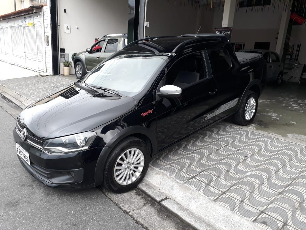 VOLKSWAGEN SAVEIRO 1.6 MI ROCK IN RIO CD 8V 2016
