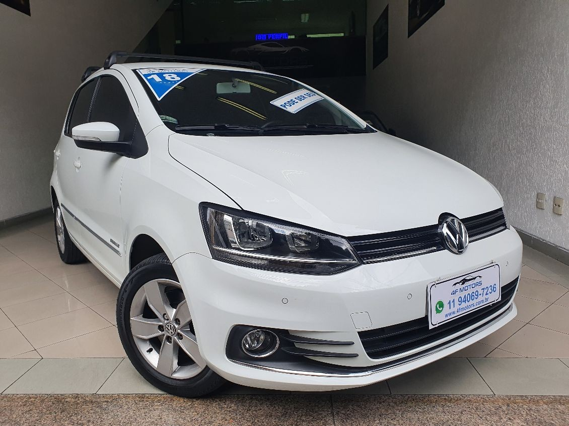 VOLKSWAGEN FOX 1.6 MSI HIGHLINE 16V 2018