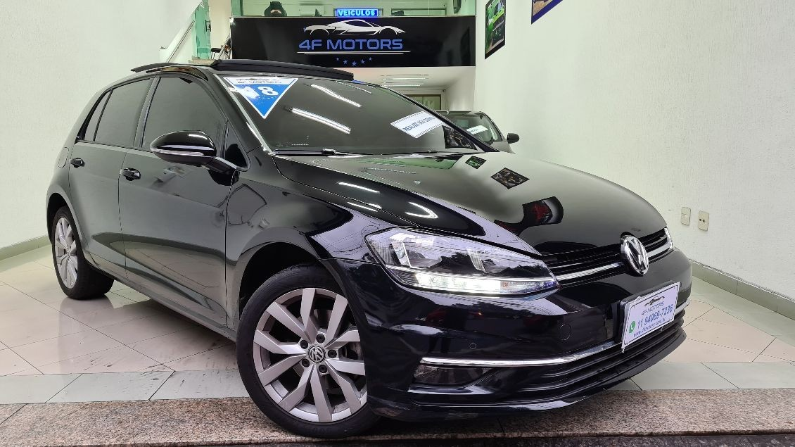 VOLKSWAGEN GOLF 1.4 250 TSI TOTAL HIGHLINE 2018
