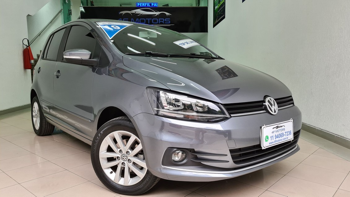 VOLKSWAGEN FOX 1.6 MSI TOTAL CONNECT 2019