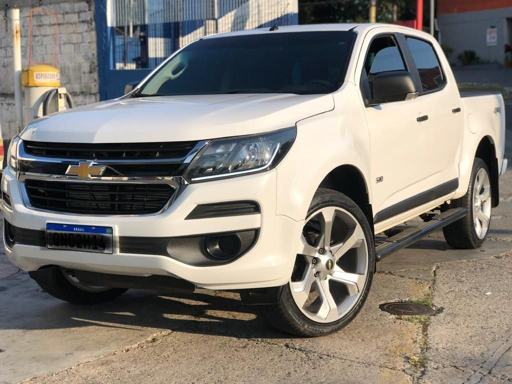 CHEVROLET S10 2.8 LS 4X4 CD 16V TURBO 2018
