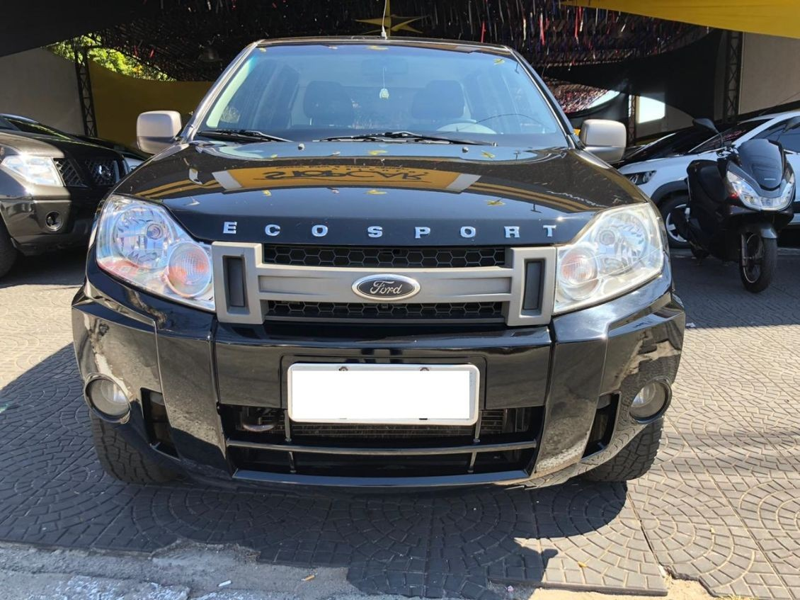 FORD ECOSPORT 1.6 XLT FREESTYLE 8V 2008
