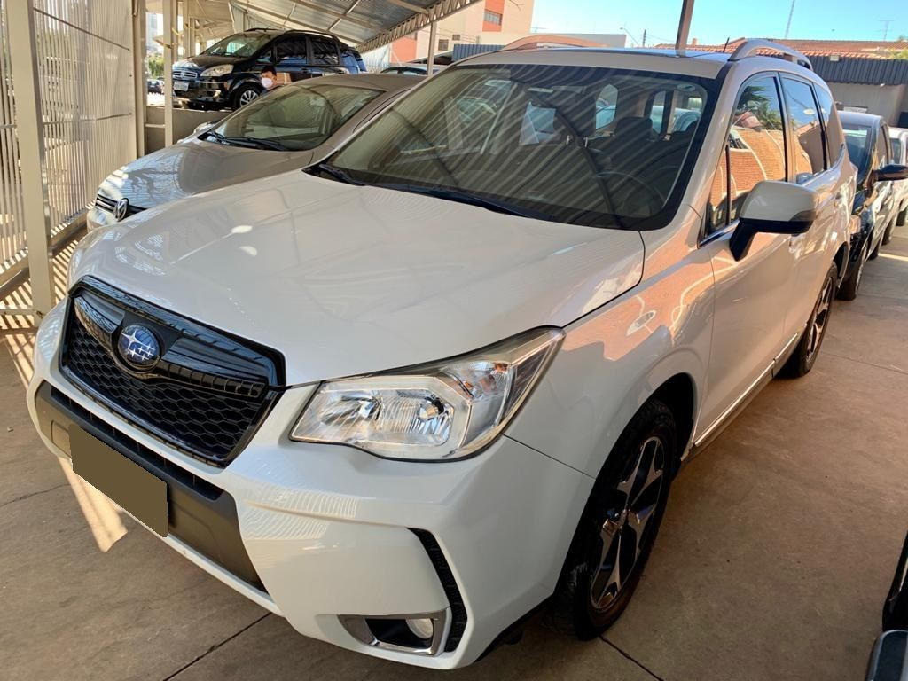 SUBARU FORESTER 2.0 XT 4X4 16V TURBO 2015