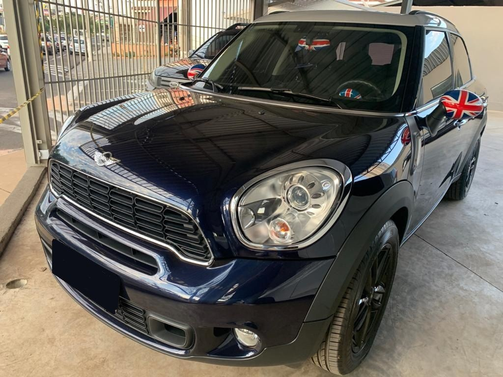MINI COUNTRYMAN 1.6 S TURBO 16V 184CV 2014