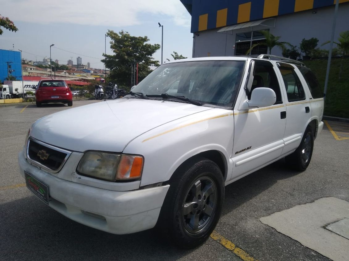 CHEVROLET BLAZER 4.3 SFI DLX EXECUTIVE 4X2 V6 12V 1998