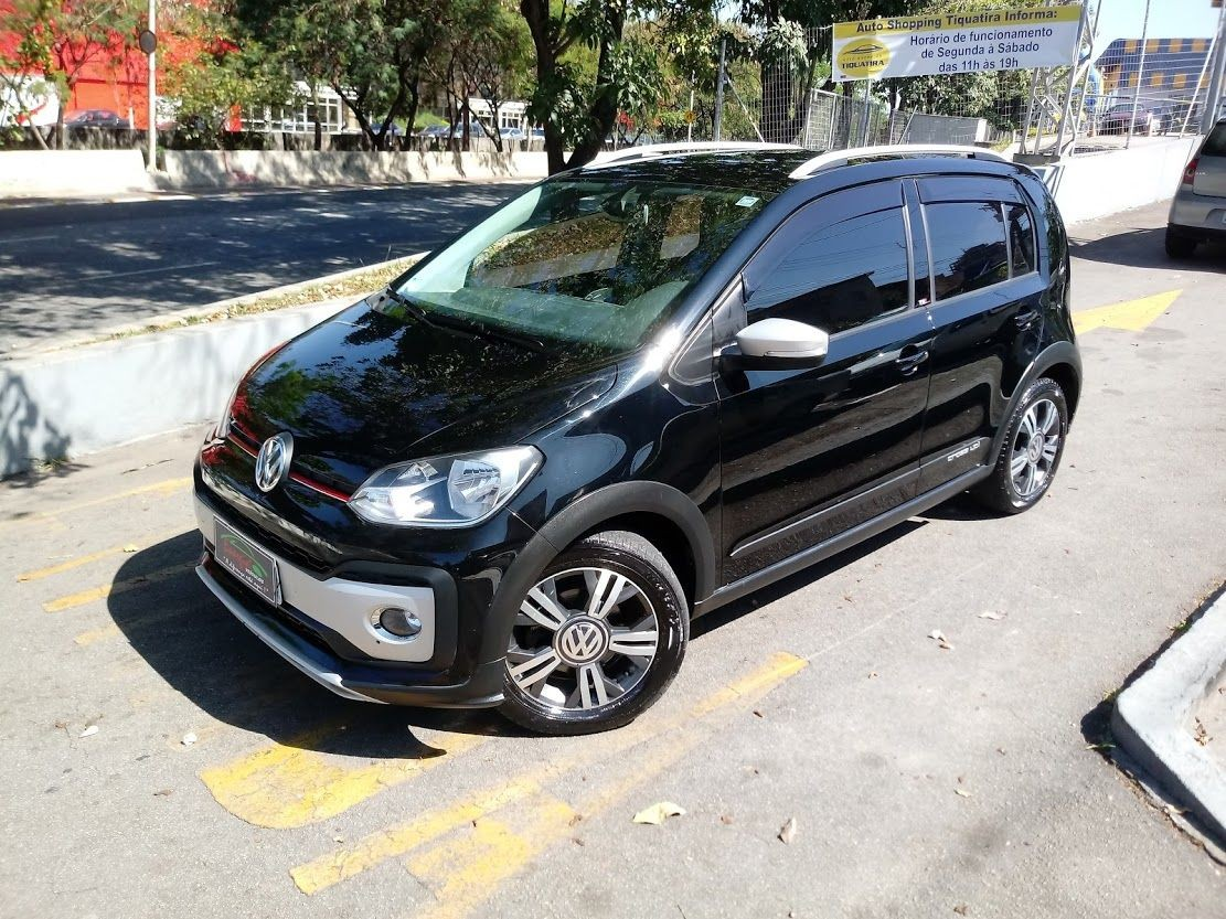 VOLKSWAGEN CROSS UP 1.0 TSI 12V 2018