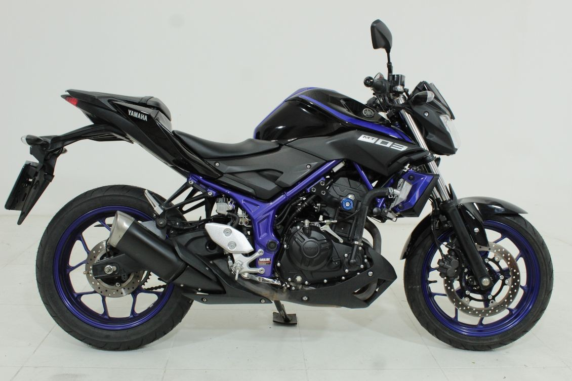 YAMAHA MT-03 ABS  2019