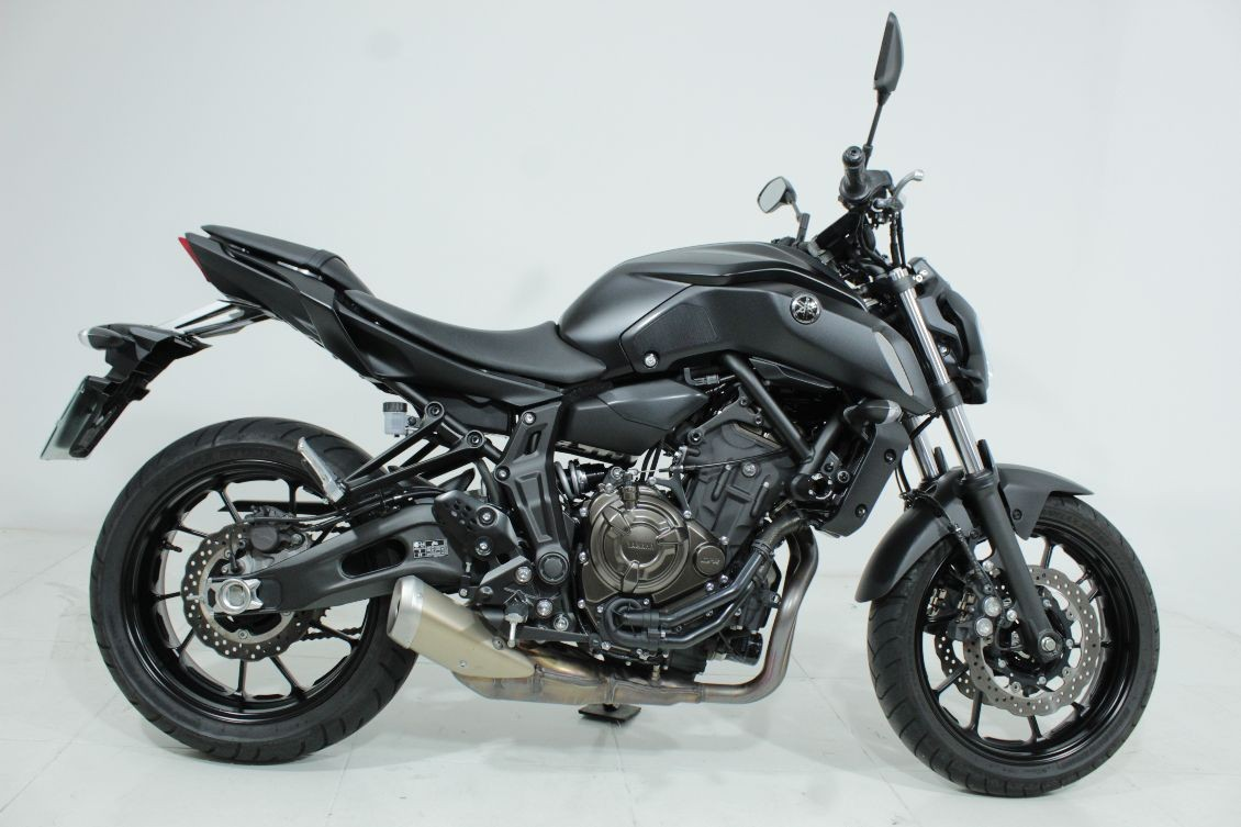 YAMAHA MT-07 ABS  2020