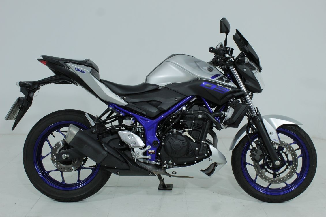 YAMAHA MT-03 ABS  2017