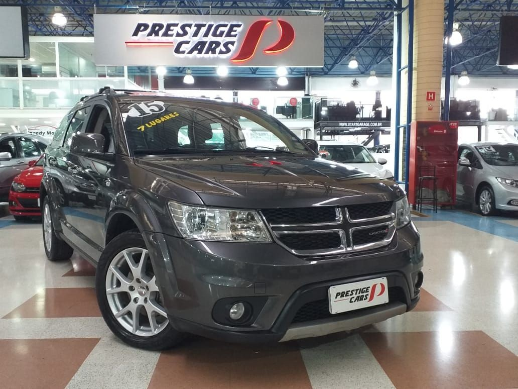 DODGE JOURNEY 3.6 RT V6 2015