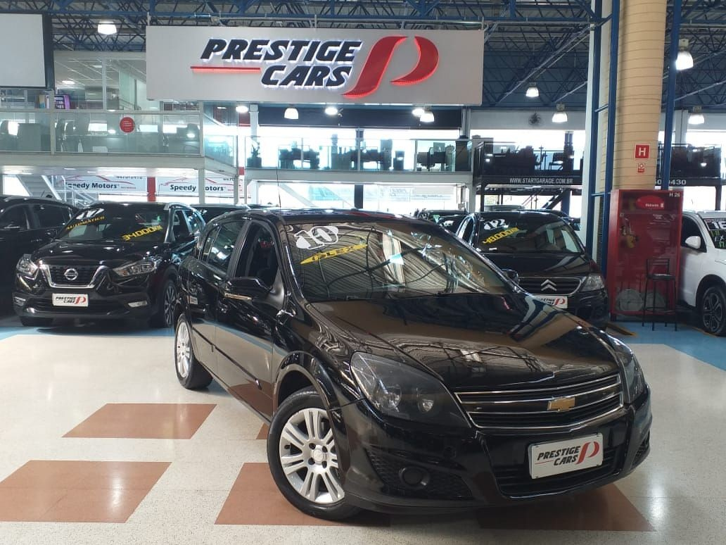 CHEVROLET VECTRA 2.0 MPFI GT HATCH 8V 2010
