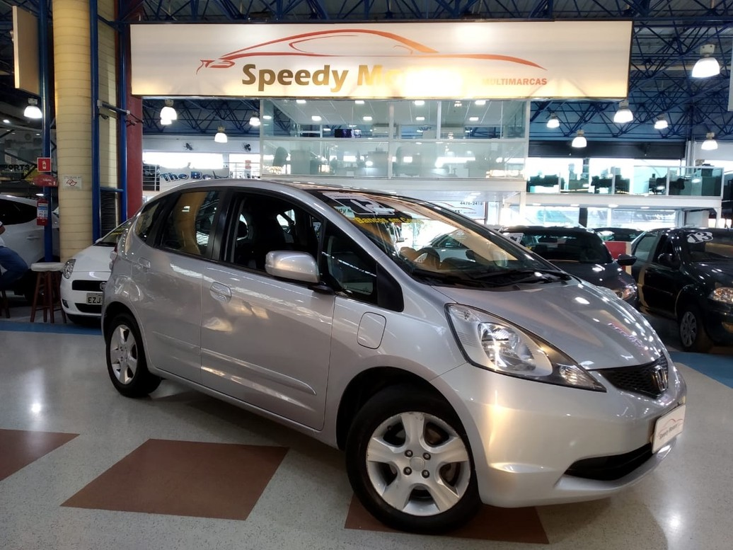 HONDA FIT 1.4 LXL 16V 2012