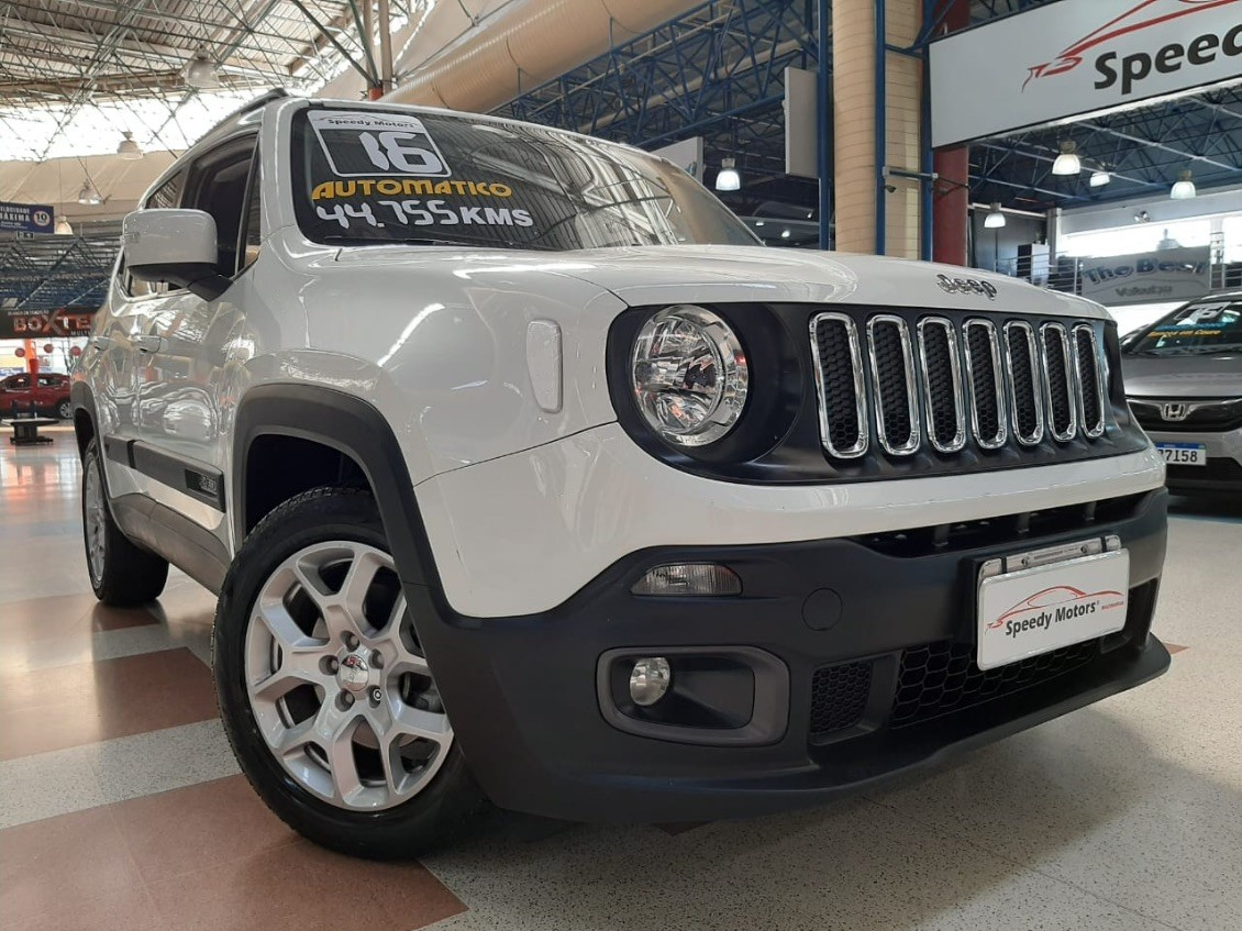 JEEP RENEGADE 1.8 16V LONGITUDE 2016