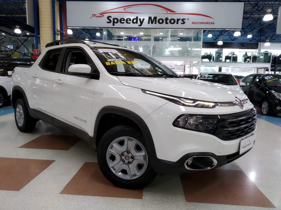 FIAT TORO 1.8 16V EVO FREEDOM OPEN EDITION 2017
