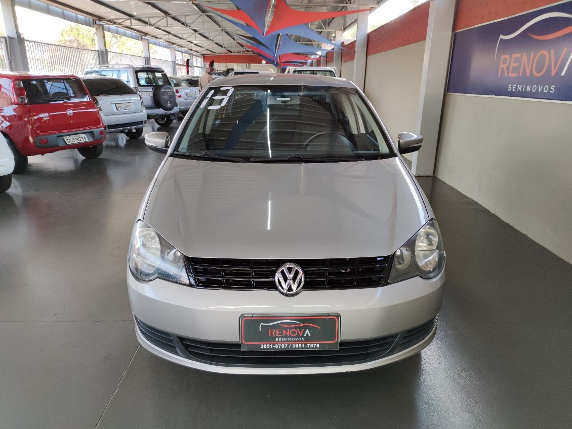 VOLKSWAGEN POLO SEDAN 1.6 MI 8V 2013