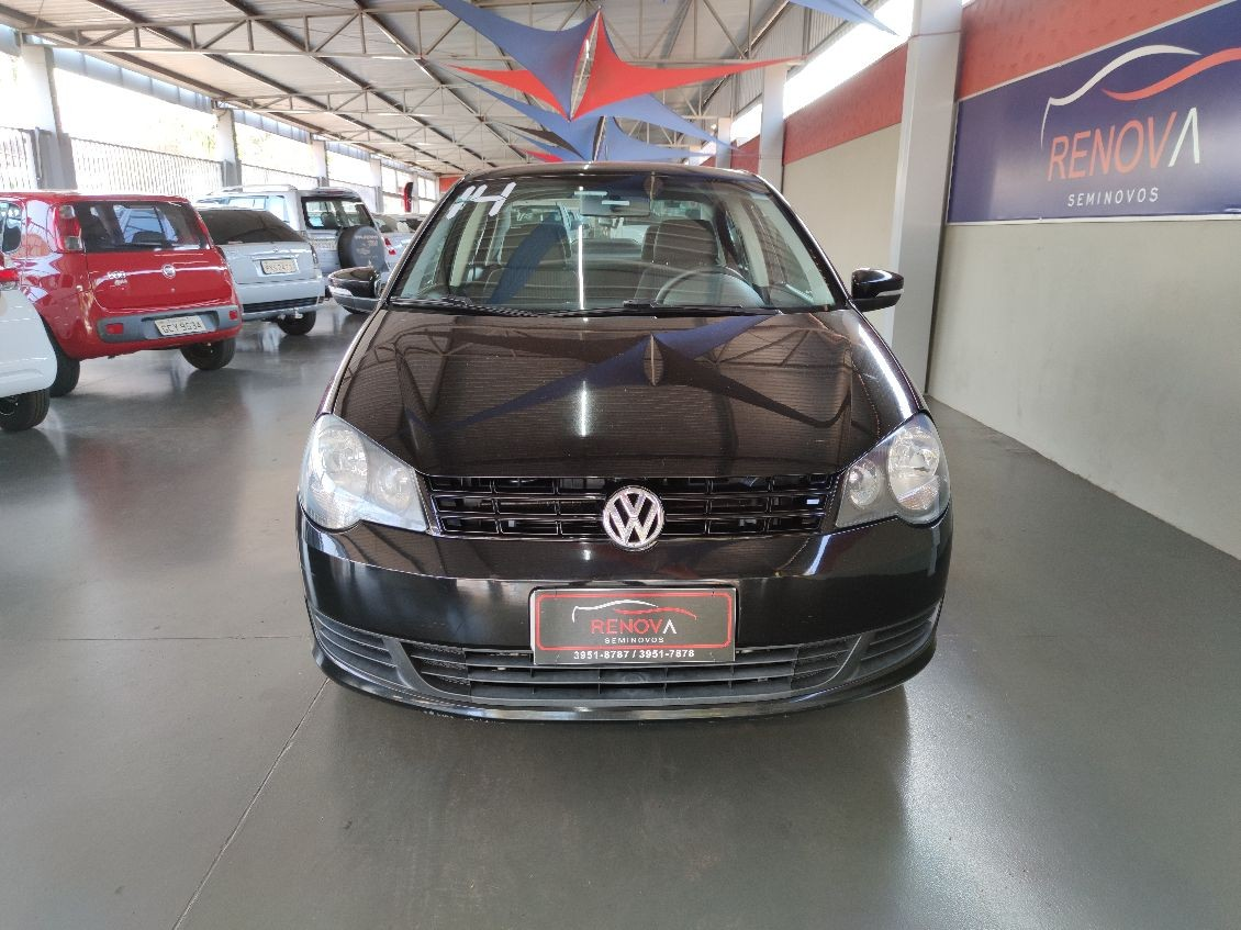 VOLKSWAGEN POLO SEDAN 1.6 MI 8V 2014