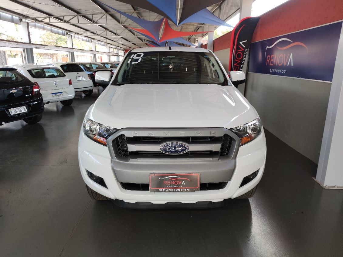 FORD RANGER 2.2 XLS 4X4 CD 16V 2019