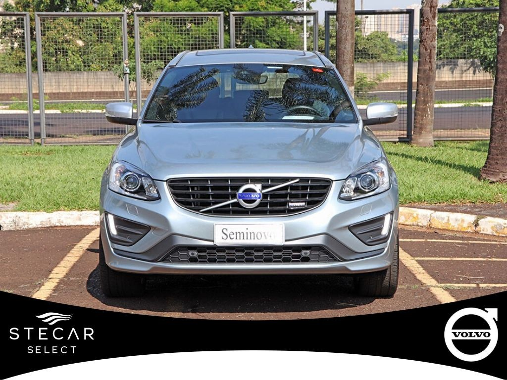 VOLVO XC60 2.0 T5 R DESIGN TURBO 2015