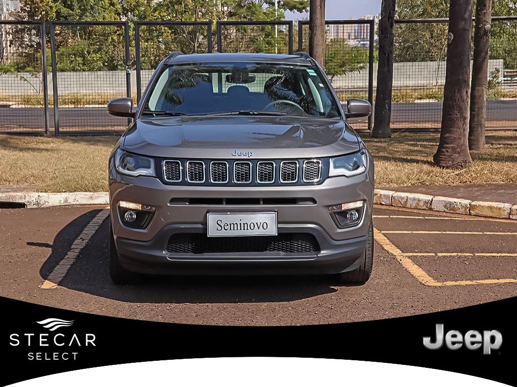 JEEP COMPASS 2.0 16V LONGITUDE 2018