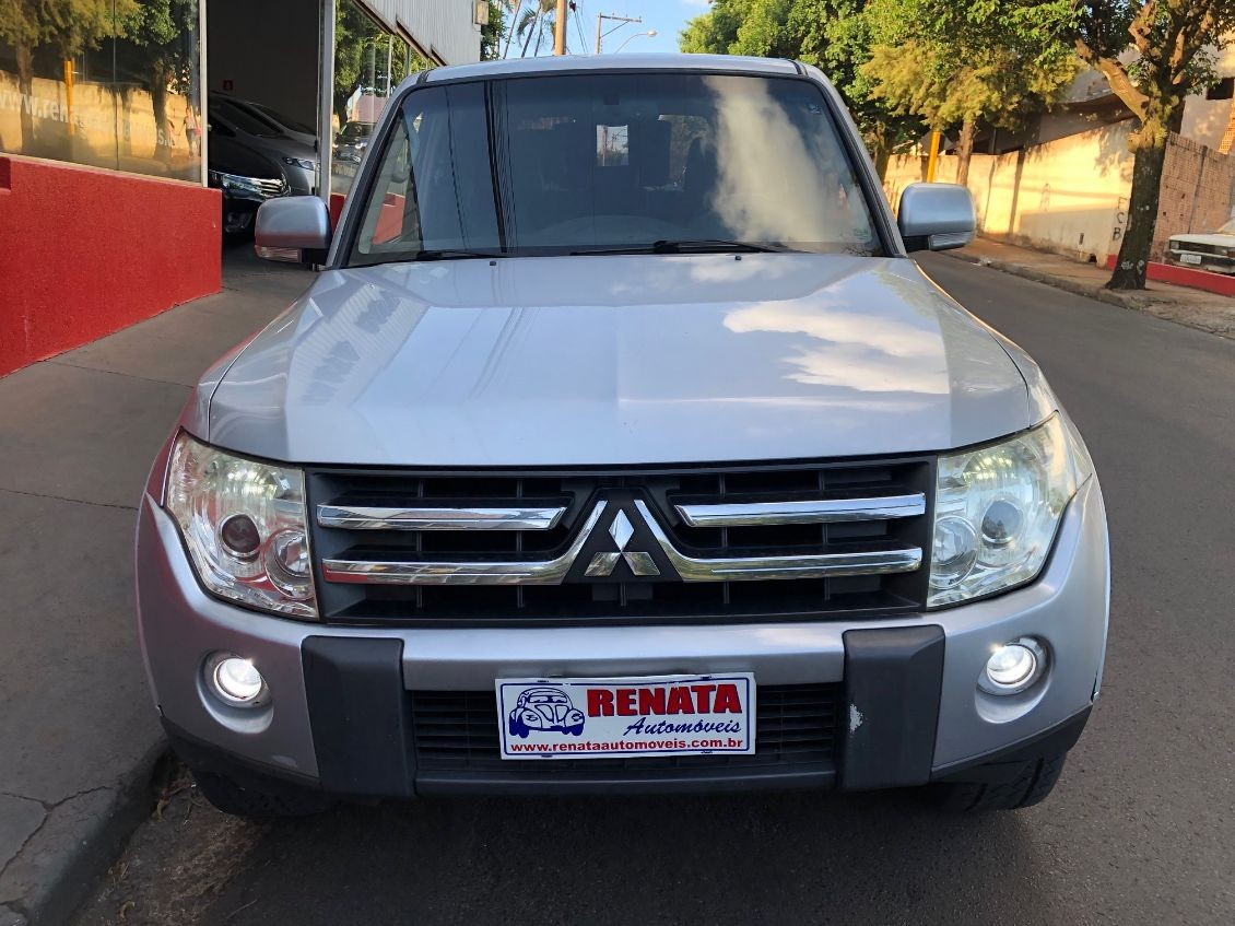 MITSUBISHI PAJERO FULL 3.2 GLS 4X4 16V TURBO INTERCOOLER 2008