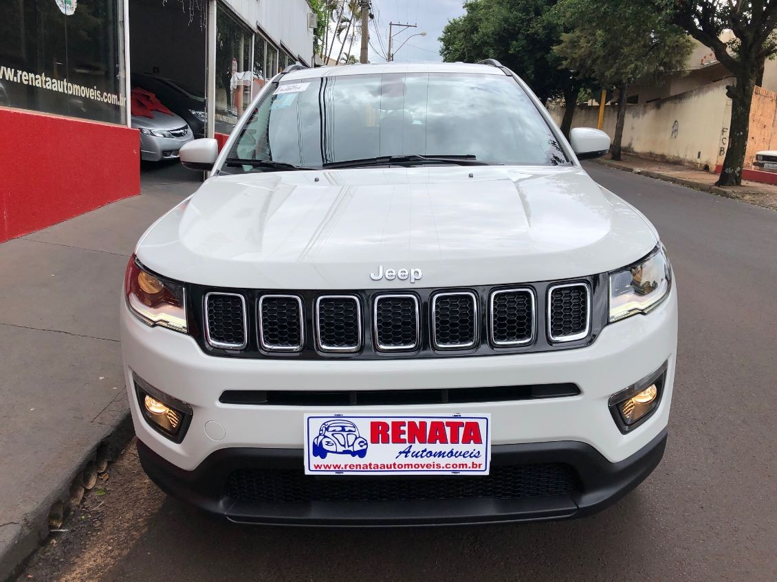 JEEP COMPASS 2.0 16V LONGITUDE 2020