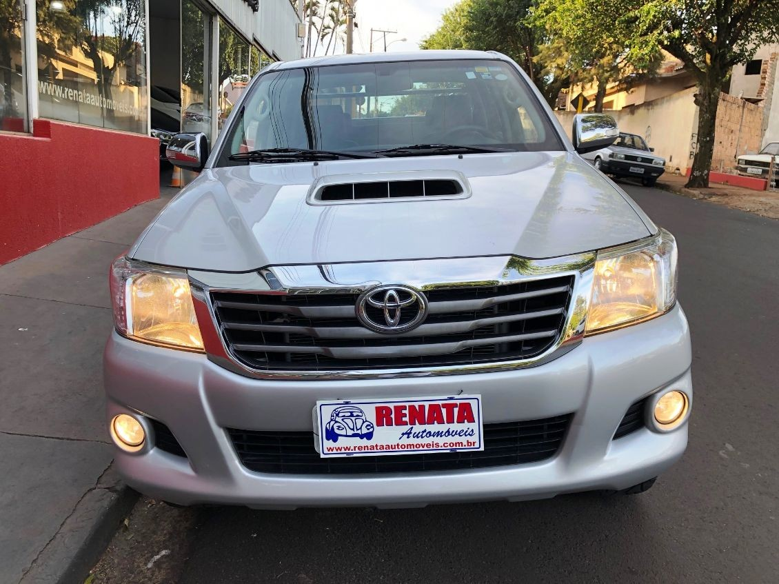 TOYOTA HILUX 3.0 SRV 4X4 CD 16V TURBO INTERCOOLER 2014