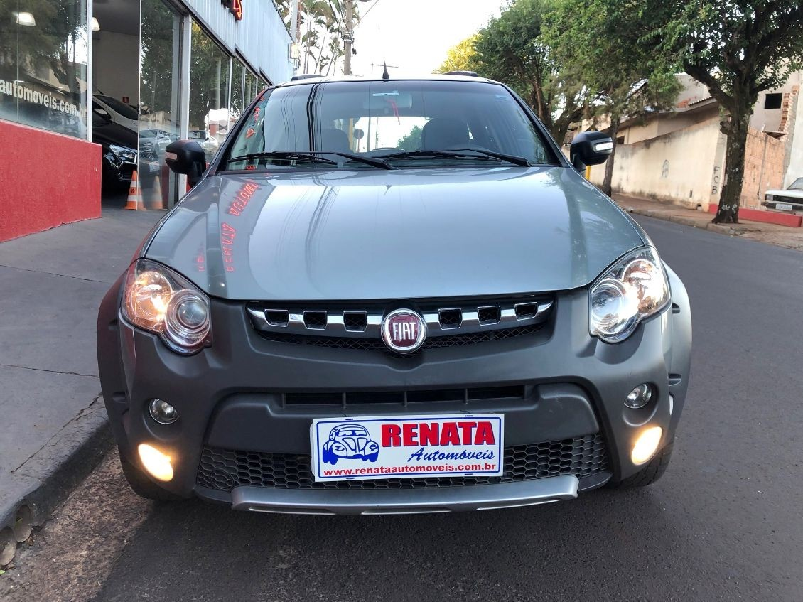 FIAT PALIO 1.8 MPI ADVENTURE WEEKEND 16V 2013