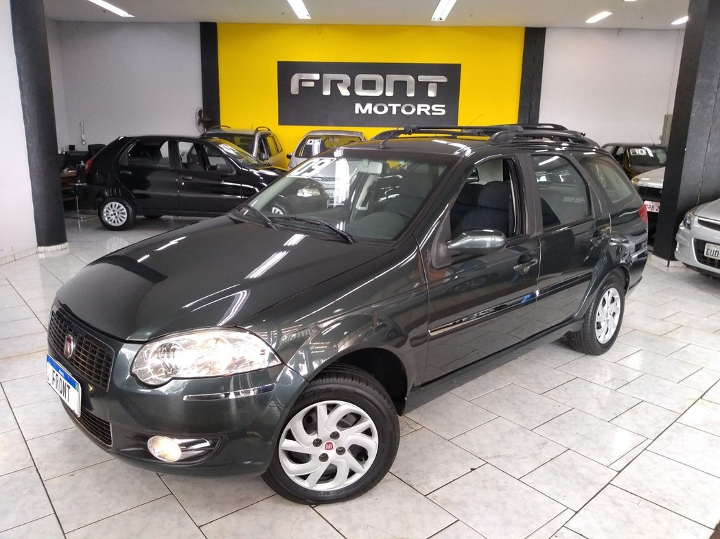 FIAT PALIO 1.4 MPI FIRE ELX WEEKEND 8V 2009