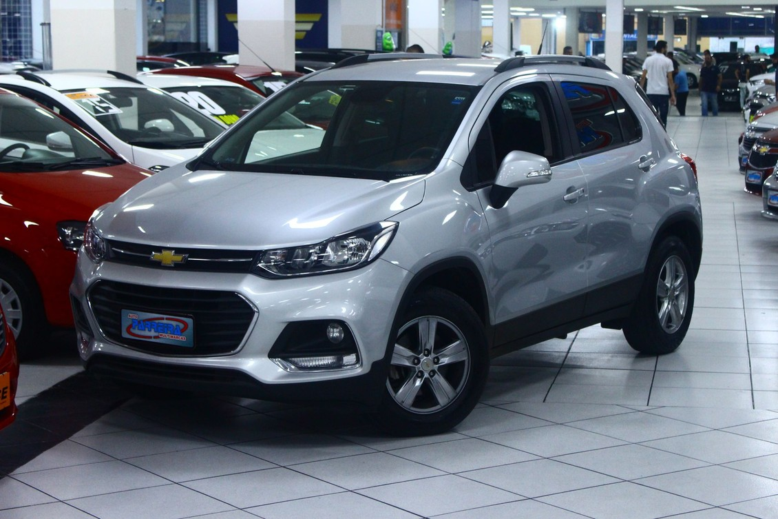 CHEVROLET TRACKER 1.4 16V TURBO LT 2019
