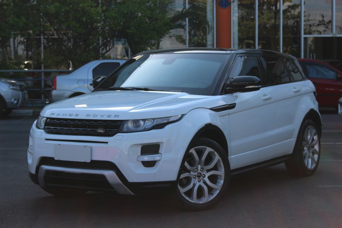 LAND ROVER RANGE ROVER EVOQUE 2.0 DYNAMIC TECH 4WD 16V 2013