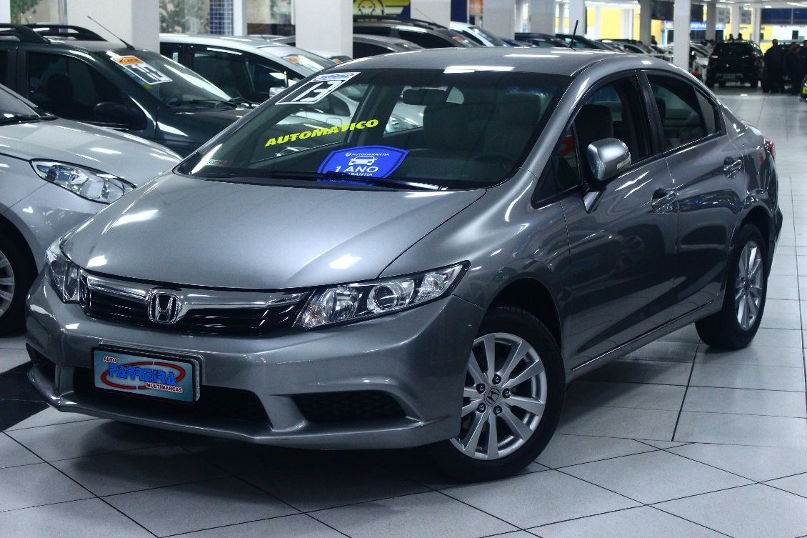 HONDA CIVIC 1.8 LXL 16V 2013