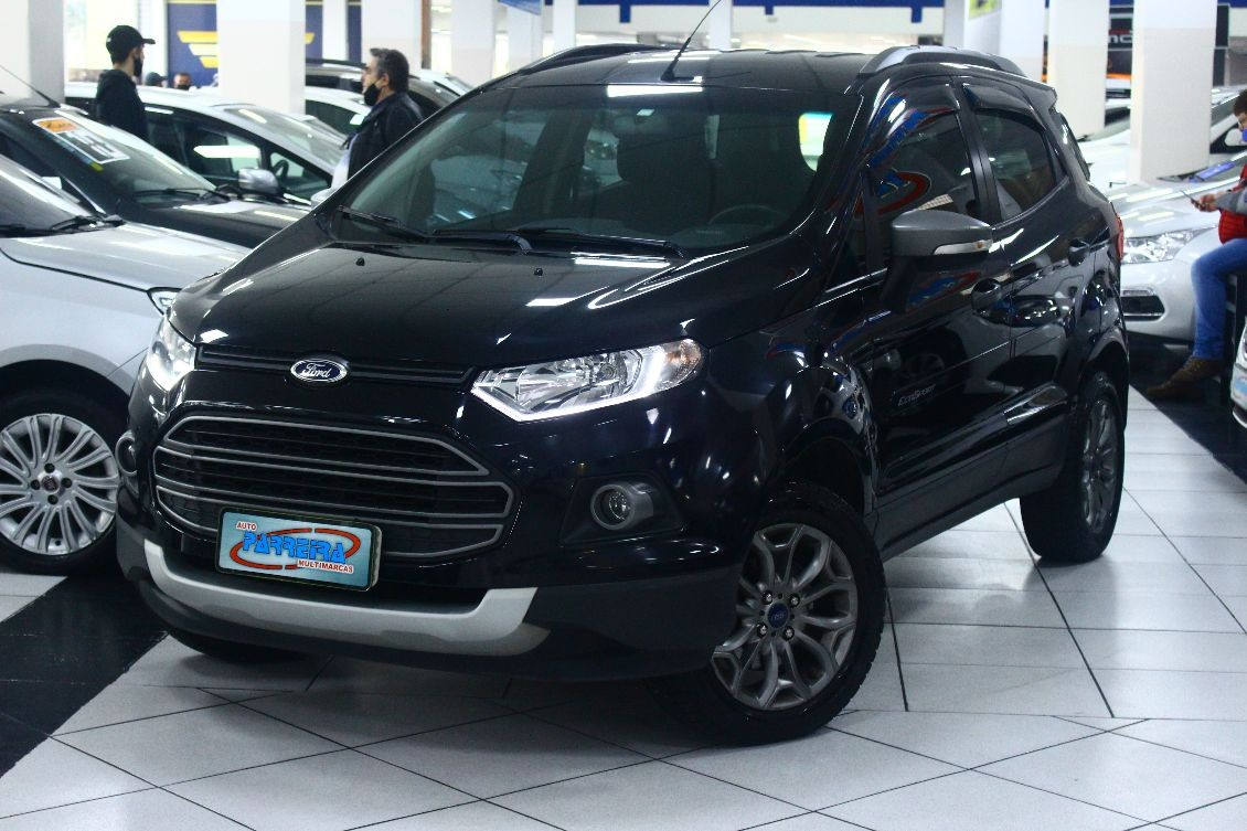 FORD ECOSPORT 1.6 FREESTYLE 16V 2014