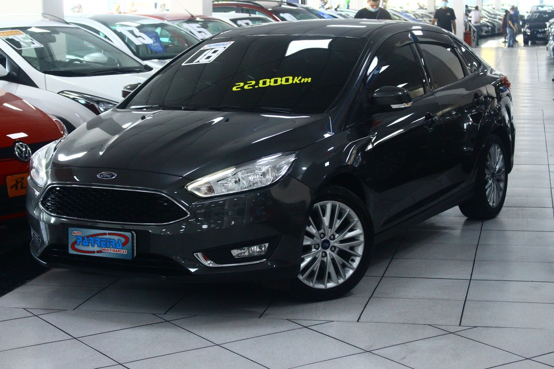 FORD FOCUS 2.0 SE PLUS 16V 2018