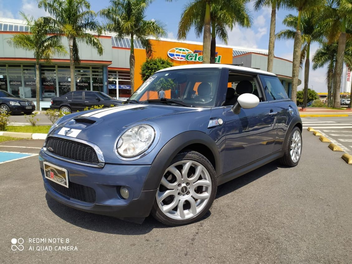 MINI COOPER 1.6 S JOHN COOPER WORKS 16V TURBO 2010