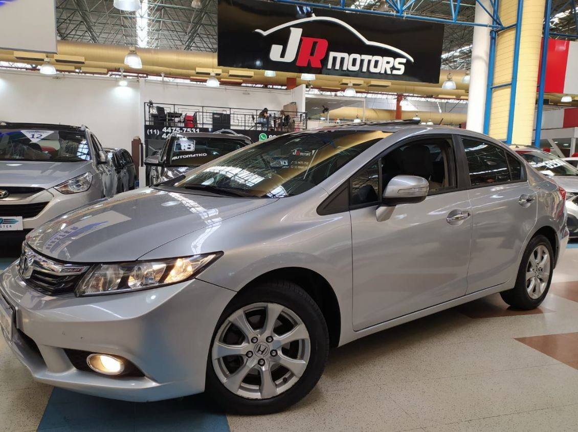 HONDA CIVIC 2.0 EXR 16V 2014