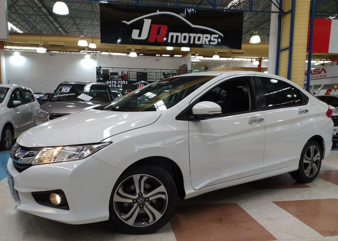 HONDA CITY 1.5 EX 16V 2016
