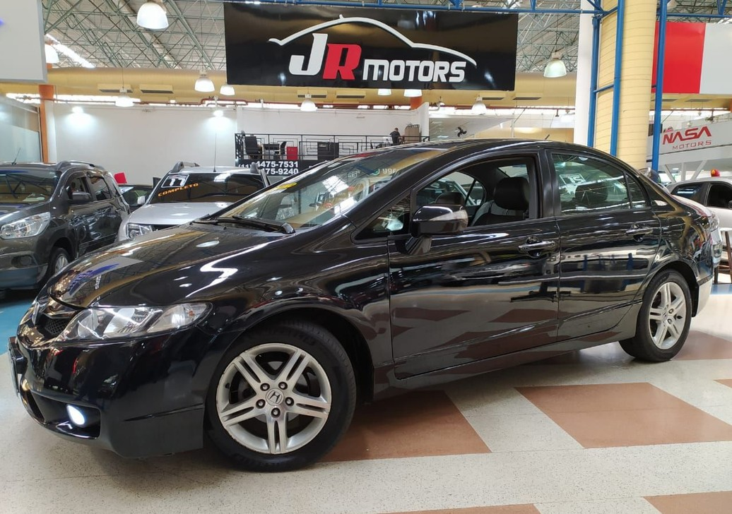 HONDA CIVIC 1.8 EXS 16V 2008