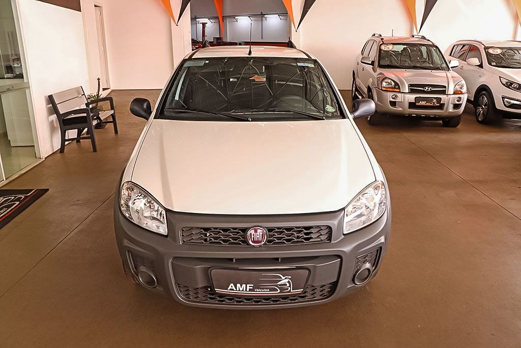 FIAT STRADA 1.4 MPI HARD WORKING CE 8V 2020