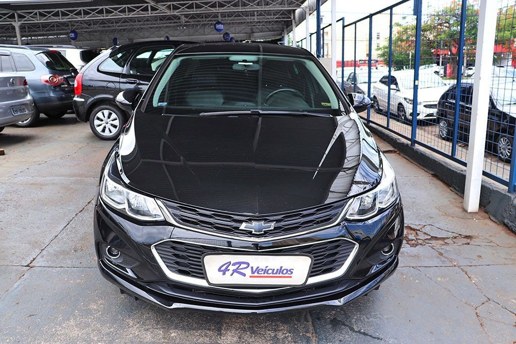 CHEVROLET CRUZE 1.4 TURBO LT 16V 2018
