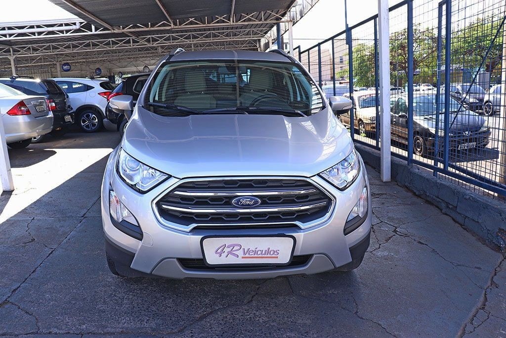 FORD ECOSPORT 2.0 DIRECT TITANIUM 2018