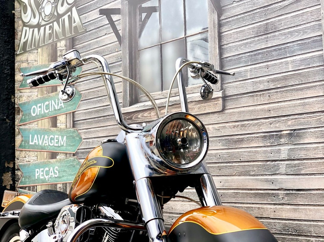 HERITAGE SOFTAIL CLASSIC