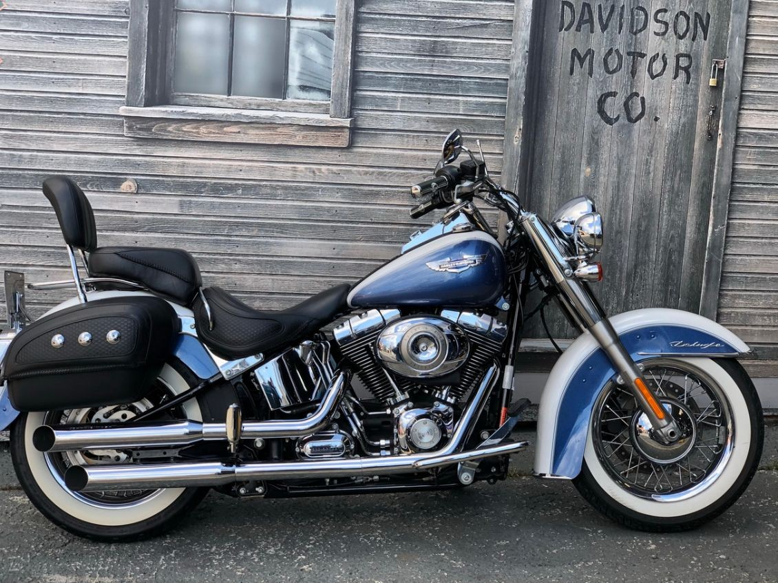 SOFTAIL DELUXE HARLEY DAVIDSON  DELUXE 2015