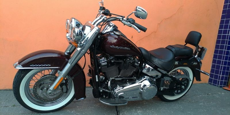SOFTAIL DELUXE HARLEY DAVIDSON SOFTAIL DELUXE 2018