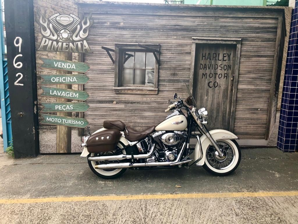 HARLEY-DAVIDSON SOFTAIL DELUXE  2014