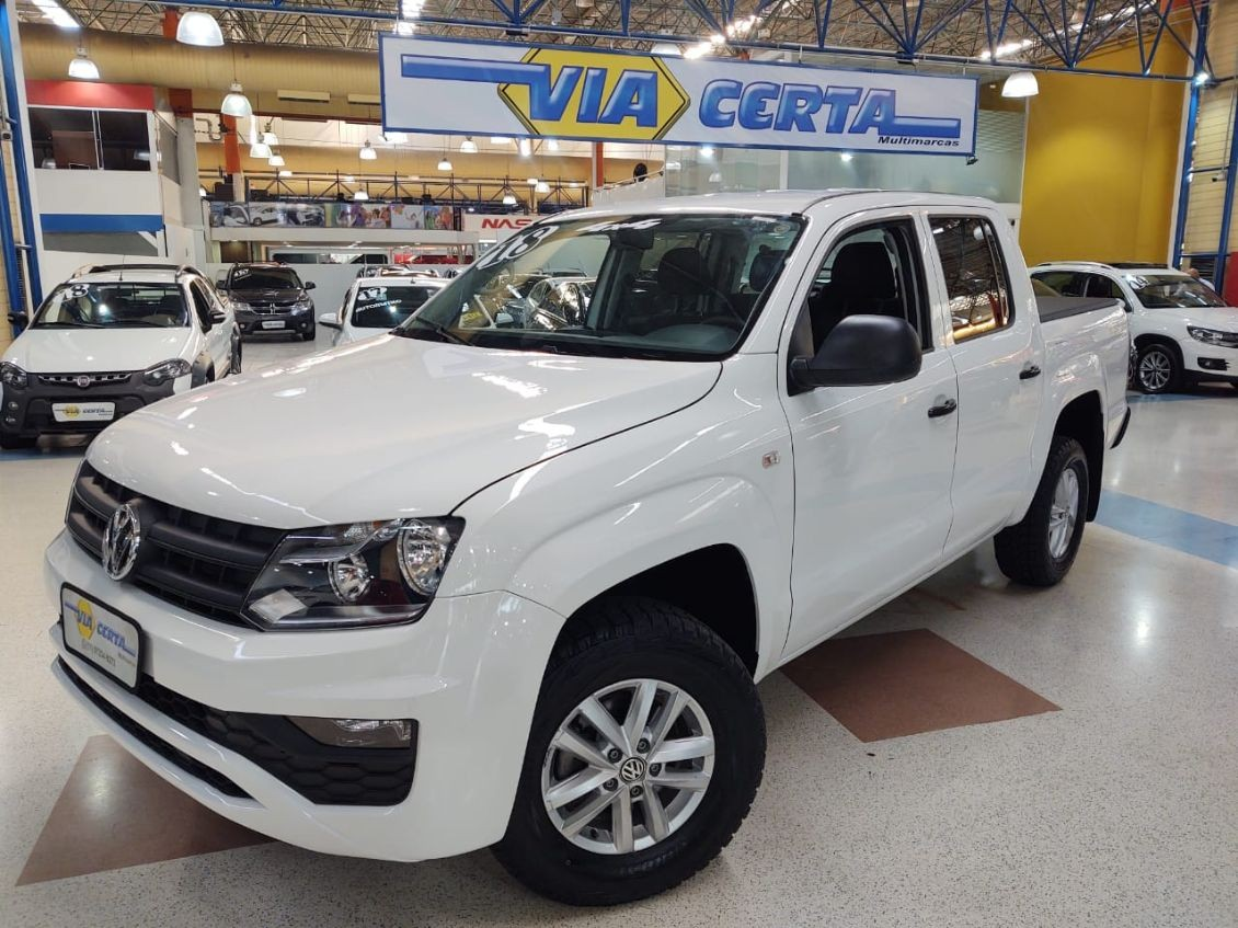 VOLKSWAGEN AMAROK 2.0 SE 4X4 CD 16V TURBO INTERCOOLER 2018