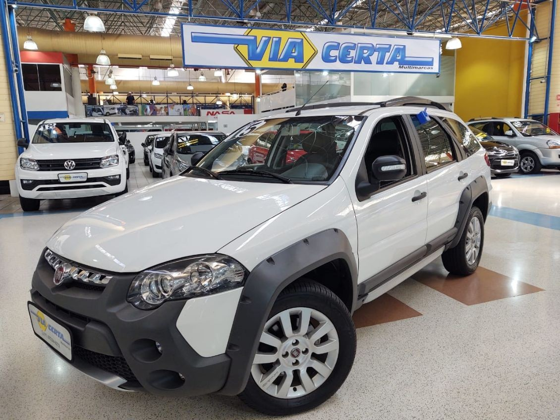 FIAT PALIO 1.8 MPI ADVENTURE WEEKEND 16V 2015