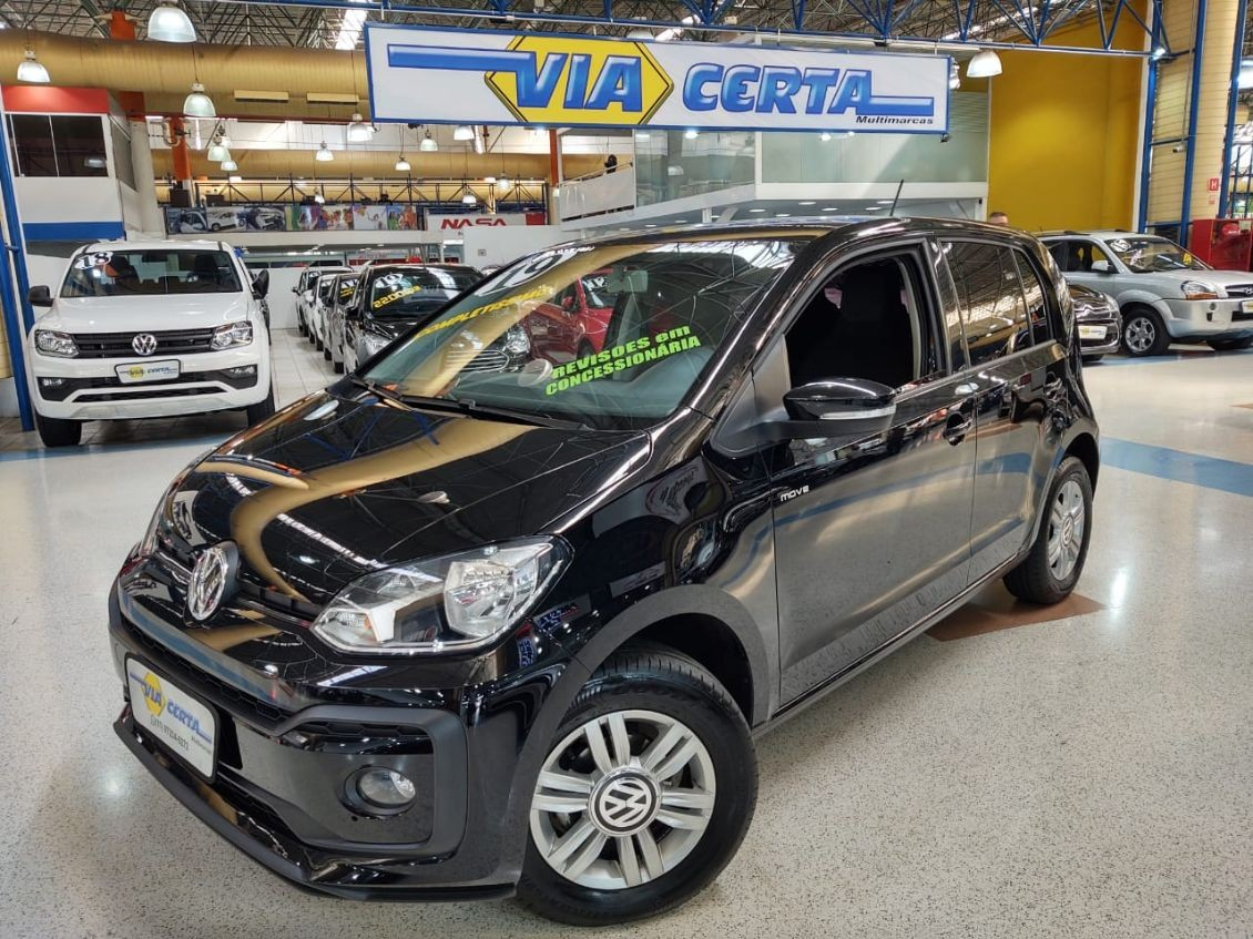 VOLKSWAGEN UP 1.0 MPI MOVE UP 12V 2019