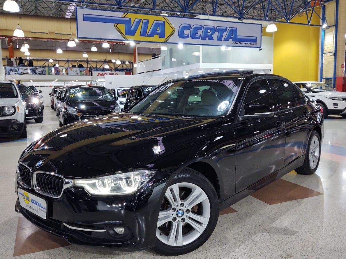BMW 320I 2.0 SPORT GP 16V TURBO ACTIVE 2016