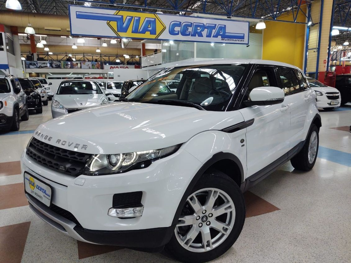 LAND ROVER RANGE ROVER EVOQUE 2.0 PURE TECH 4WD 16V 2013