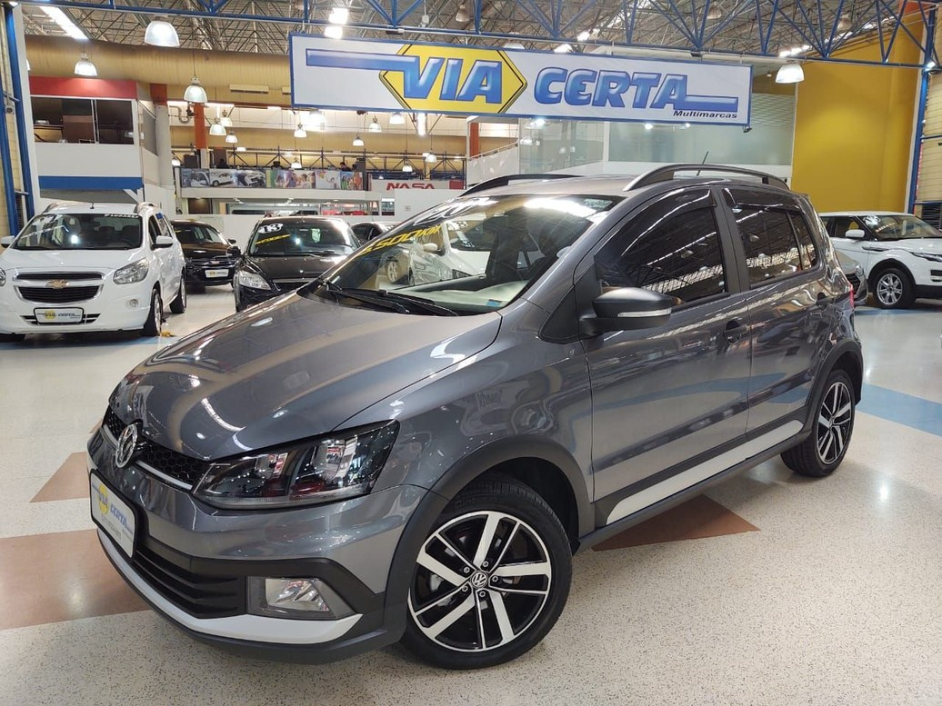 VOLKSWAGEN FOX 1.6 MSI TOTAL XTREME 2020